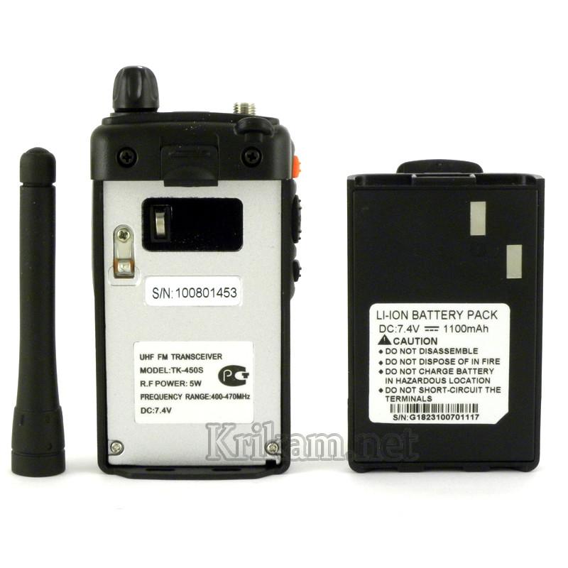 Инструкция по применению радиостанции jk 450s