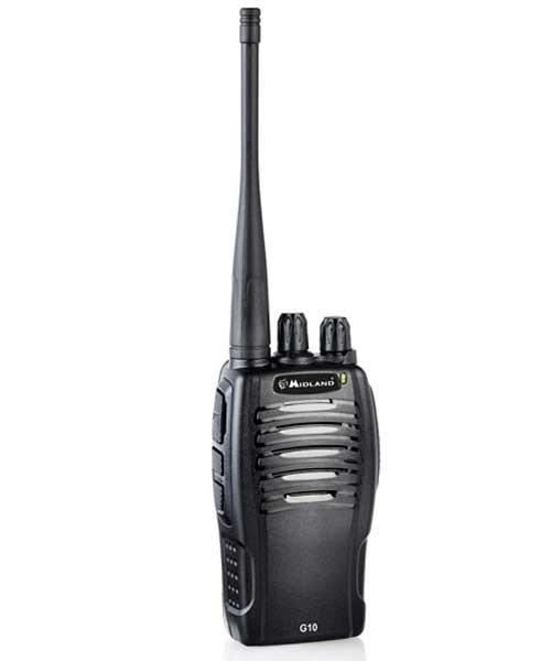 Средства связи: радиостанции, рации Garmin